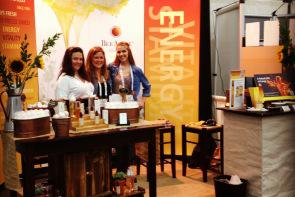 BeeAlive Exhibits @ Natural Products Expo East